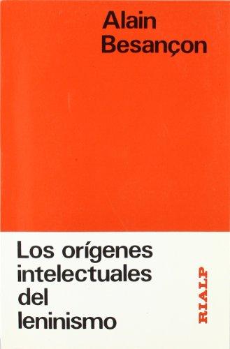 9788432120633: Los orígenes intelectuales del leninismo (Naturaleza e Historia)