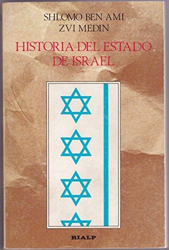 9788432120930: Historia del estado de Israel: (génesis, problemas y realizaciones) (Libros de historia) (Spanish Edition)