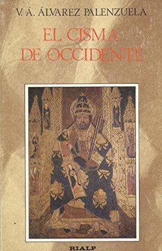 El Cisma de Occidente: Álvarez Palenzuela, Vicente Ángel