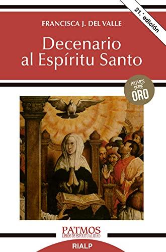 9788432121937: Decenario al Espíritu Santo