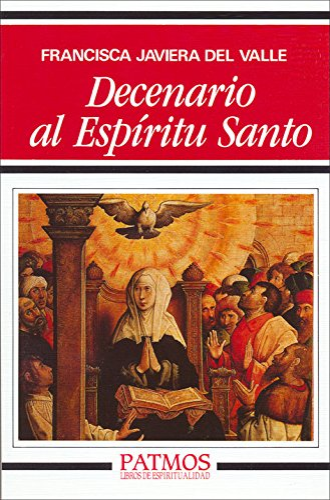 9788432121937: Decenario al Espíritu Santo (Patmos)