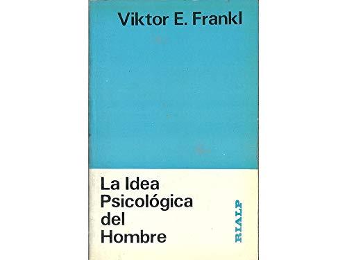 9788432122040: La idea psicologica del hombre