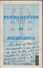9788432122101: Fundamentos de sociología (Libros de bolsillo Rialp) (Spanish Edition)