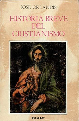 9788432122132: Historia breve del cristianismo