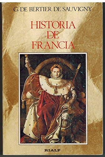 9788432123429: Historia de Francia