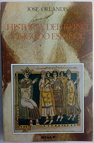 9788432124174: Historia del reino visigodo español (Libros de historia) (Spanish Edition)