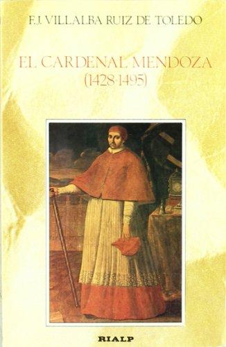 9788432124235: El cardenal Mendoza (1428-1495) (Libros de historia) (Spanish Edition)