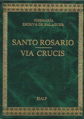 9788432124457: Santo Rosario-Via Crucis (Libros de Josemaría Escrivá de Balaguer)