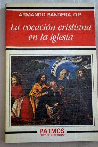 9788432124495: VOCACION CRISTIANA EN LA IGLESIA