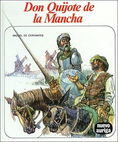 9788432124822: Don Quijote de la Mancha (Nuevo Auriga)