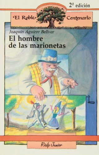 9788432126093: El hombre de las marionetas