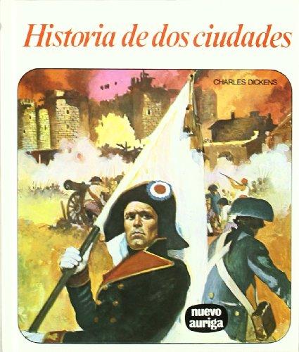 Historia de dos ciudades (Nuevo aúriga): Dickens, Charles