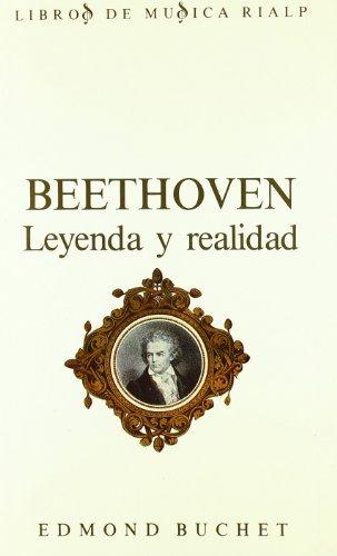 9788432126956: Beethoven. Leyenda y realidad