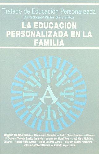 9788432126994: EDUCACION PERSONALIZADA EN LA FAMILIA