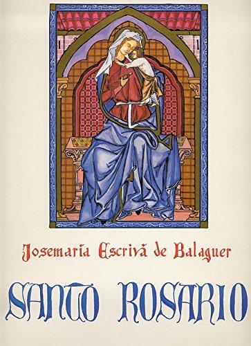 9788432128622: Santo Rosario. (Edición para bibliófilos) (Libros de Josemaría Escrivá de Balaguer)