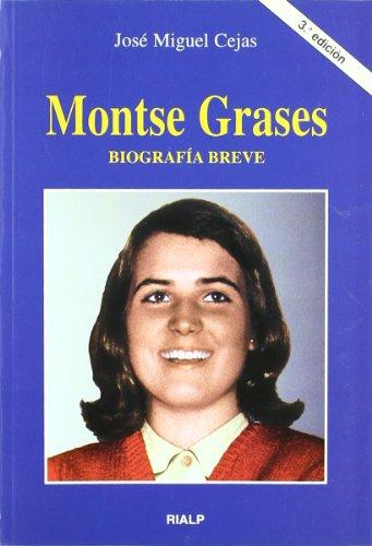 MONTSE GRASES BIOGRAFIA BREVE: JOSE MIGUEL CEJ