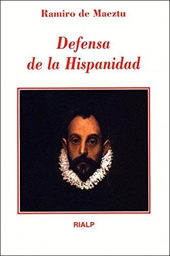 9788432131875: Defensa de la hispanidad (Colección literaria) (Spanish Edition)