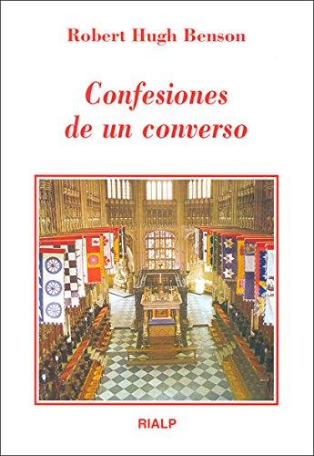 9788432131882: Confesiones de un converso (Literatura y Ciencia de la Literatura)