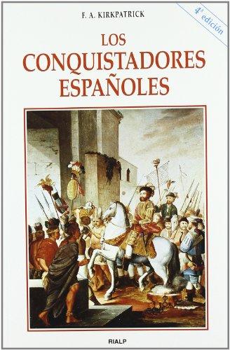 9788432132421: CONQUISTADORES ESPA?OLES 4'ED