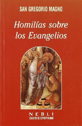 9788432132858: Homilias sobre los Evangelios