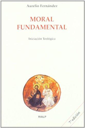 9788432133244: Moral fundamental