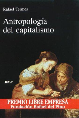 9788432133695: Antropologia del Capitalismo