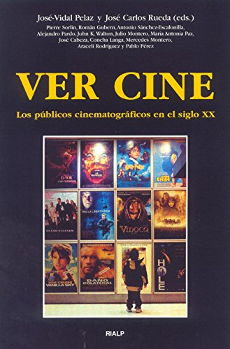9788432133923: Ver Cine: los Publicos Cinematograficos en el Siglo xx