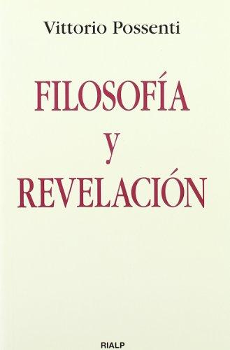 9788432134081: Filosofía y Revelación (Bolsillo)