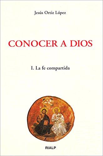 9788432134449: Conocer a Dios. I. La fe compartida (Biblioteca de Iniciación Teológica)