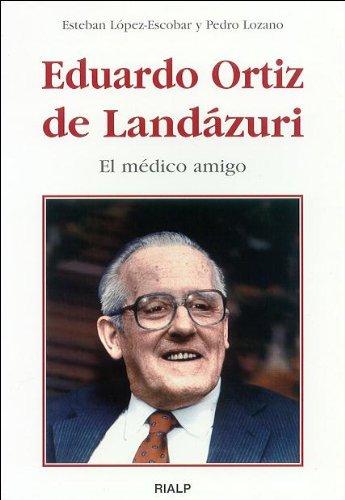 9788432134463: Eduardo Ortiz de Landázuri