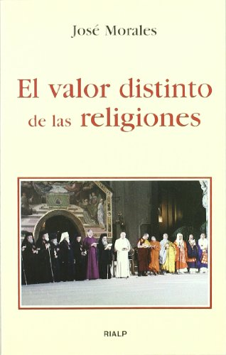 9788432134654: El valor distinto de las religiones (Bolsillo)