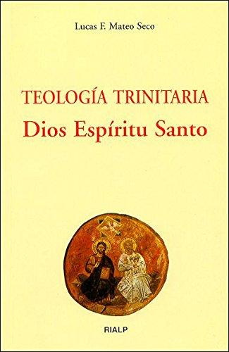 9788432135279: TEOLOGIA TRINITARIA DIOS ESPIRITU SANTO