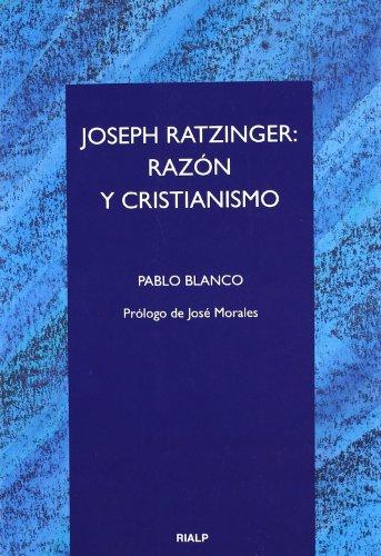 9788432135590: JOSEPH RATZINGER: RAZON Y CRISTIANISMO