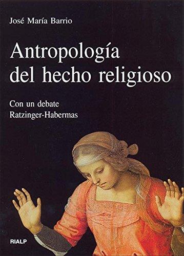 9788432135828: Antropología del hecho religioso (Vértice)