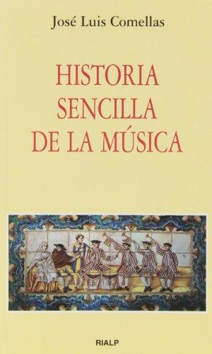 9788432135941: HISTORIA SENCILLA DE LA MUSICA