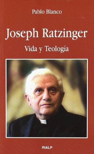 9788432136054: Joseph Ratzinger : vida y teologia