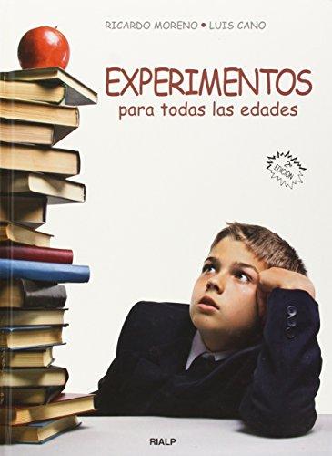 9788432136986: Experimentos para Todas Las Edades (Fuera de colección (Infantil))