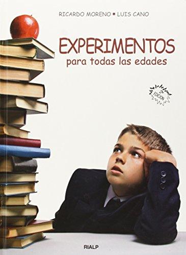 9788432136986: Experimentos para todas las edades