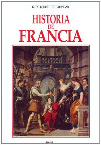 9788432137167: Historia de Francia (Historia y Biografías)