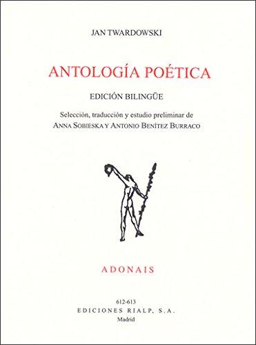 9788432137310: Antología poética (Poesía. Adonáis)