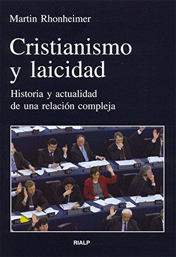 9788432137433: Cristianismo y laicidad (Vértice)
