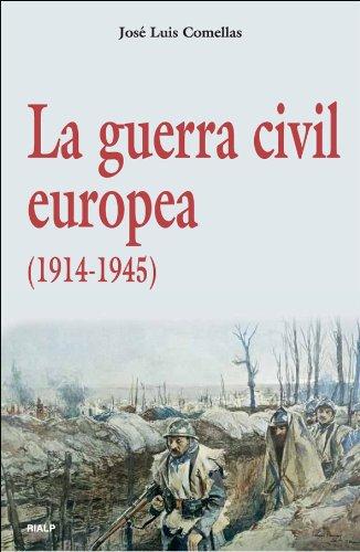 9788432138225: La guerra civil europea (Historia y Biografías)