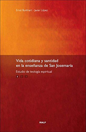 9788432138294: VIDA COTIDIANA Y SANTIDAD EN LA