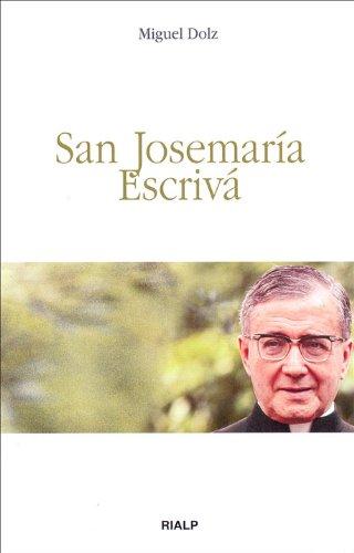 9788432138614: San Josemaría Escrivá (Spanish Edition)