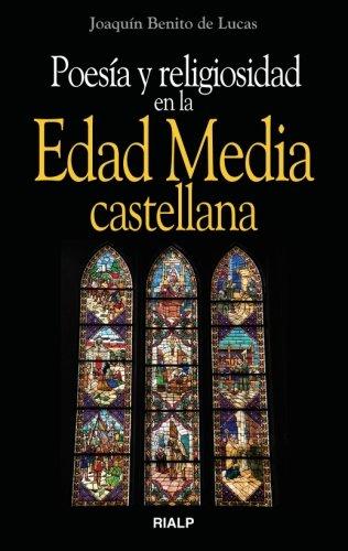 9788432138850: Poesía Y Religiosidad En La Edad Media Castellana (Bolsillo)