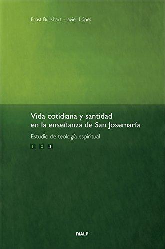 9788432142390: Vida Cotidiana Y Santidad En La Enseñanza De San Josemaría - Volumen 3 (Libros sobre el Opus Dei)