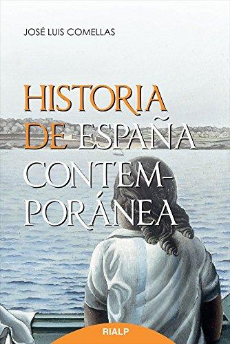 9788432143465: Historia de España contemporánea (Historia y Biografías) (Spanish Edition)