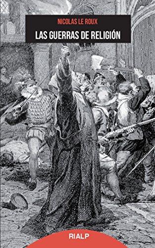 9788432148255: Las guerras de religión (Bolsillo)