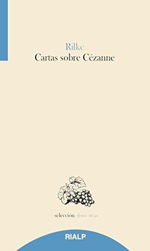 9788432148767: Cartas sobre Cézanne (Doce uvas)