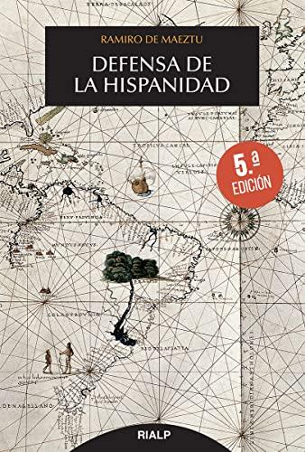 9788432149153: Defensa de la hispanidad (Literatura y Ciencia de la Literatura)